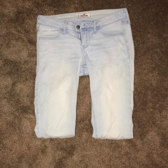 Hollister Denim - Light blue Hollister Jeans